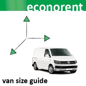Van Load Size Guide